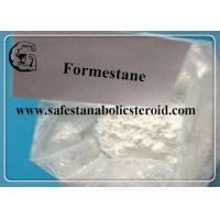 Wholesale 99.9% Formestane Anti Estrogen Supplements For Cutting Cycle CAS 566-48-3 from china suppliers