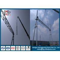 Wholesale ISO9001 550KV Substation Steel Structures Yield Strength 235MPA Transmission Structure from china suppliers