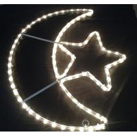 Wholesale Islamic Moon and Star LED decorative lights for Ramadan and Eid from china suppliers