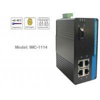Wholesale Gigabit Industrial Ethernet Media Converter / GWT-IMC-1114 series from china suppliers
