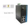 Buy cheap Gigabit Industrial Ethernet Media Converter / GWT-IMC-1114 series from wholesalers