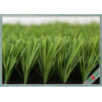 Wholesale 60 Mm Height Outdoor Soccer Artificial Grass / Turf For Exercise Long Life from china suppliers