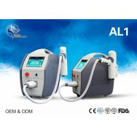Wholesale Pigmented Lesions Removal Q-Switched Nd : Yag Laser Tattoo Removal Machine from china suppliers
