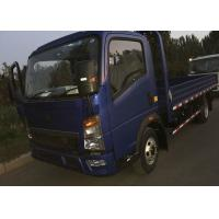 Buy cheap Single Row HOWO Light Duty Trucks ZZ1047C3414C1R45 With A/C, Two Seats from wholesalers