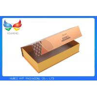 Wholesale Book Shaped Cigarette Pack Case , Magnetic Gift Paper Boxes Full Color Printed from china suppliers