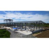 Wholesale PEB Metal Buildings For Warehouse Easy Construction s 200' x 100' x 20' from china suppliers