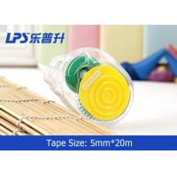Wholesale Enterpris Decoration Correction Tape Student Stationery 2 years life from china suppliers