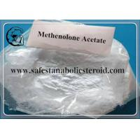 Wholesale TOP Muscle Methenolone Acetate Muscle Building Steroids CAS 434-05-9 from china suppliers