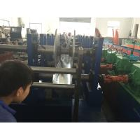 Wholesale 10T Hydraulic Uncoiler Cable Tray Roll Forming Machine With Press Machine from china suppliers