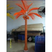Wholesale Summer Decoration Lighted Palm Trees from china suppliers