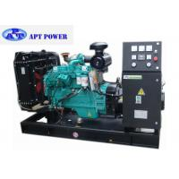 Wholesale 3 Phase 90kW cummins diesel generator set for home use , Open Type from china suppliers