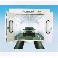 Wholesale fully down draught auto spray booths HX-500 from china suppliers