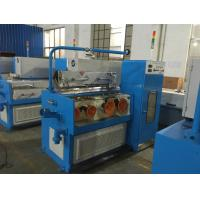 Wholesale 0.6mm-1.2mm Small Wire Making Machine, Cast Iron Structure Fine Wire Drawing Machine from china suppliers