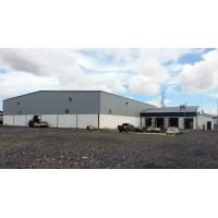 Wholesale Anti-corrosion Prefabricated construction factory Steel Buildings from china suppliers