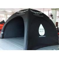 Quality Waterproof Inflatables Event Tent UV Resistant Camping Tents  Canopy Tent for sale