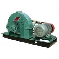 Wholesale 11kw 800 Kg / h Biomass Wheat Wood Crusher Machine For Tree / Straw from china suppliers