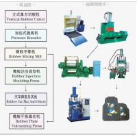Wholesale rubber mat production line from china suppliers
