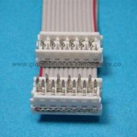 Wholesale OEM/ODM Teflon Flat Ribbon Cable Assembly with Wire Trap Connector from china suppliers