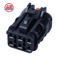Wholesale Black Color Female Automotive Wire Connectors 6 Pins With Lock from china suppliers