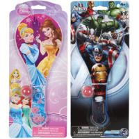 Wholesale Bounce - Back Plastic Paddle Ball Toy , Cartoon Disney Avengers Assemble from china suppliers