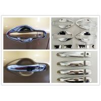 Wholesale Chromed Trim Parts Side Door Handle Covers and Inserts for Nissan Qashqai 2015 from china suppliers