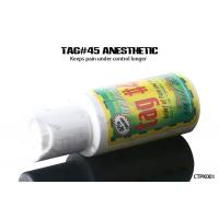 Wholesale New Package TAG#45 Topical Anesthetic Gel With 4% Lidocaine Numb Cream from china suppliers