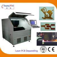 Wholesale Flexible Printed Circuit / Pcb Board Cutting Machine Laser Depaneling System from china suppliers