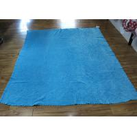 Wholesale Eco - Friendly Lightweight Travel Blanket , Anti Static Blanket Farland from china suppliers