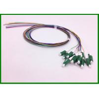 Wholesale 12 Colors  0.9mm 1m length Fiber Optic Patch Cord with LC/APC for Test Equipment from china suppliers