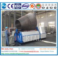 Wholesale HOT!MCLW12XNC-8*2500 special cone four roller plate rolling machine,bending machine from china suppliers