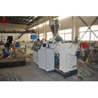 Wholesale Ø110mm - 800mm Pipe Extrusion Line for water supply , water drainage well casing pipe from china suppliers