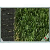 Quality PE Material Plastic Carpet For Decor , Portable Landscaping Artificial Turf for sale
