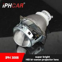 Quality IPHCAR Wholesale HID Bi-xenon  q5 projector lens Headlight Projector Lens Kit Auto lighting H4/H7 for sale