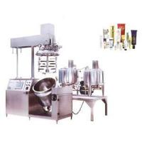 Wholesale CE Vacuum Emulsifier equipment with Korea KACON master-switch for cream, paste from china suppliers