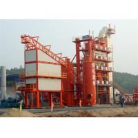 Wholesale 4500kgs Mixer Capacity Asphalt Mixing Plant , Dryer Drum asphalt concrete plant from china suppliers