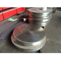 Wholesale 304L 316L Stainless Steel Forged Disk High Precision , ABS / DNV / GL / LR Approvals from china suppliers