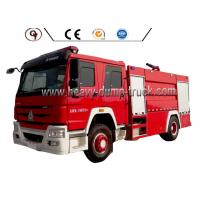 Wholesale 3-16 Cbm Water Tank Foam Firefighter Truck from china suppliers