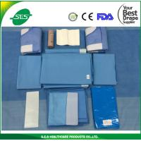 Buy cheap EO Sterilized Disposable Surgery Hip Drape Packs For Operation With CE/ISO Approved from wholesalers