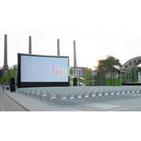 Wholesale Entertainment Large Outdoor Inflatable Movie Screen For Square / Commercial Inflatable Billboard from china suppliers