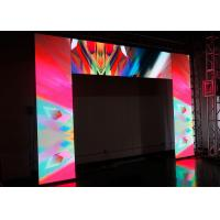 Wholesale IP 65 High Brightness outdoor led video wall Advertising with Magnetic , Fixed installation from china suppliers