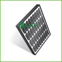 Wholesale 20w Battery Mono Custom Solar Panels , 600V Rooftop Roof Mounted Solar Panel from china suppliers
