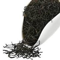 Fermented Processing Chinese Black Tea Lapsang Souchong Loose Tea Bright Shiny Black Color