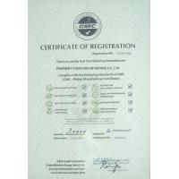 Kinsai Custom CNC Machining Services Factory Certifications
