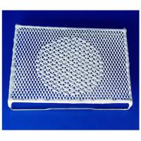 Wholesale Portable Porcelain Enameled Finishing Ivory White Square Ceramic Barbecue Grills from china suppliers