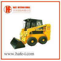 Wholesale Bucket capacity  0.25m³  500kg wheel skid steer loader With Parkins404Dengine from china suppliers