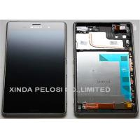 Sony Xperia Z3 Phone LCD Screen Replacement With TFT Material Pixel Glass