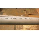 Round Shape Seamless Stainless Steel Tubing DIN 11850+RURY +STALOWE Keuringsrapp for sale