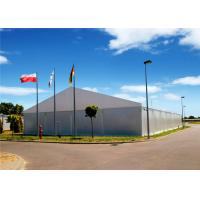 Wholesale Removeable Re Locatable Industrial Storage Tents Heavy Duty 15m X 30m , 20m X 30m from china suppliers