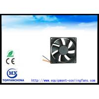 Wholesale High Speed 63.73 CFM Exhaust Fan / Metal Brushless Cooling Fans 92 mm X 92 mm X 25 mm from china suppliers