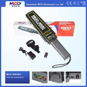 Wholesale Handheld Super Scanner Handheld Metal Detector / Body Scanner MCD-3003B2 from china suppliers